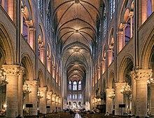 Cathédrale Notre Dame De Paris Wikipédia