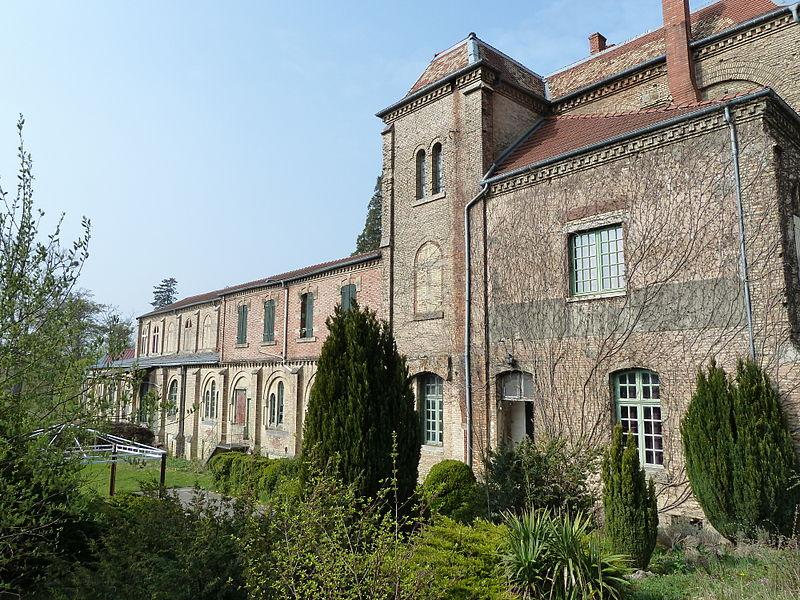 Noyers-Auzécourt 55 la Maison du Val monastère des trappistes