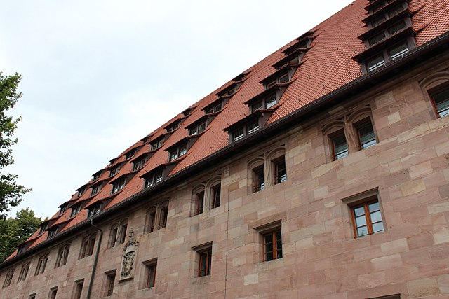 Kaiserstallung at Nuremberg castle
