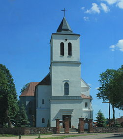 Local Roman Catholic church