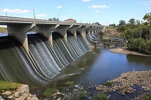 Concord Township, Delaware County, Ohio - O'Shaughnessy Dam