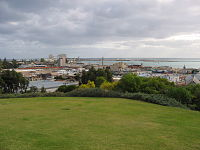 OIC geraldton HMAS sydney view to city.jpg