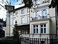 OPOLE dom -willa XIXw ul Grunwaldzka 25 -front od ulicy. sienio.JPG