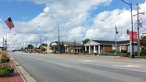 Oak Forest, Illinois - Cicero Avenue in Oak Forest