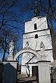 Obejście kościoła w Sławkowie.jpg