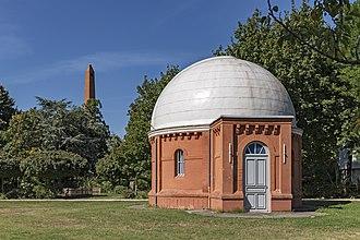 Toulouse Observatory - Image: Observatoire de Toulouse Coupole Urbain Vitry
