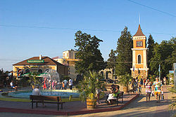 Square in Obzor