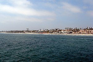 North County (San Diego area) - North County Coastal city of Oceanside