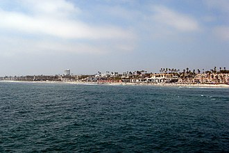 Veronica Mars - Oceanside, California worked as a stand-in for Neptune while filming the series