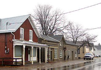 Loyalist, Ontario - Odessa