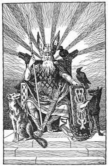 Odin God Wikipedia
