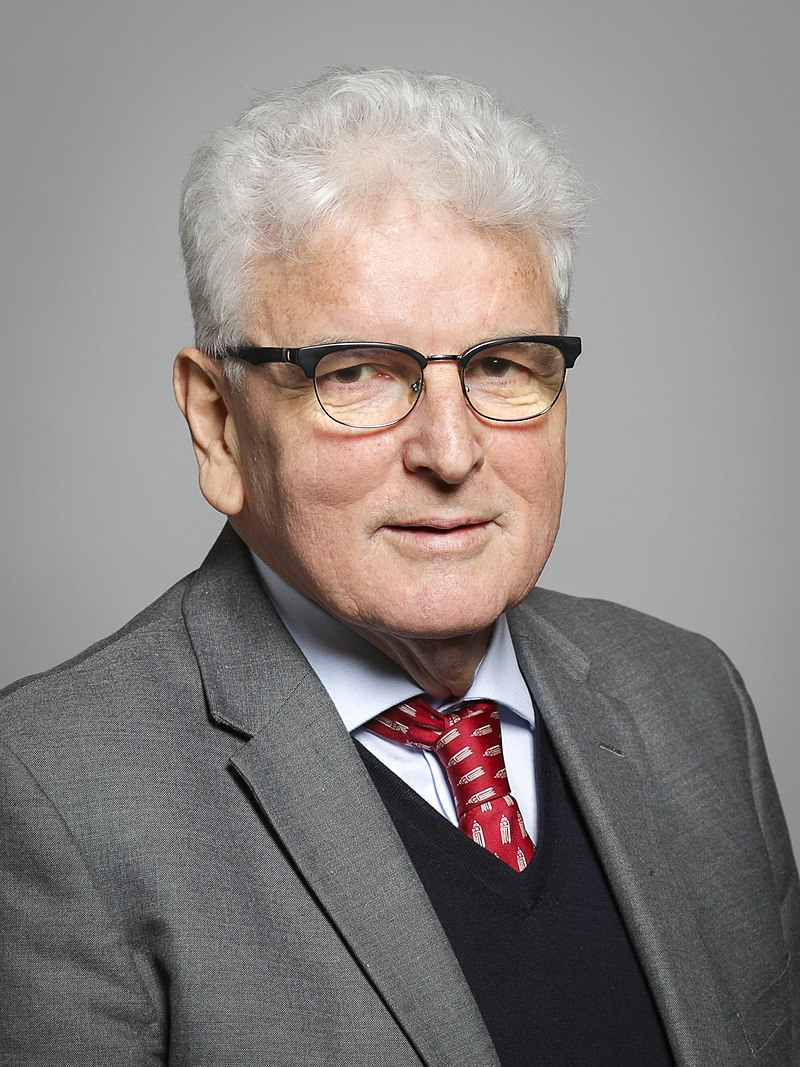 Official portrait of Lord Browne of Ladyton crop 2, 2019.jpg