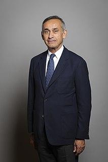 Ara Darzi, Baron Darzi of Denham
