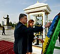 Official visit of the President to Turkmenistan 03.jpg