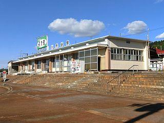 Ojiya Station Railway station in Ojiya, Niigata Prefecture, Japan
