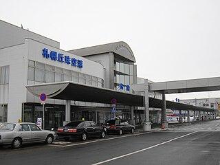 Okadama Airport