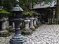 Old Lanterns in Toshogu Shrine - panoramio.jpg
