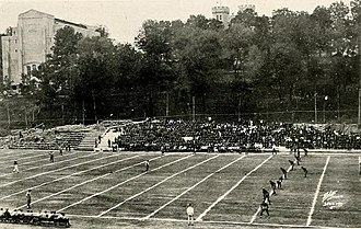 VMI Keydets football - Old VMI stadium