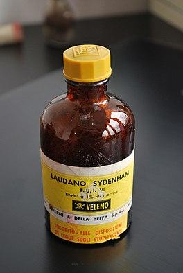 Old Fashioned Liquid Iron
