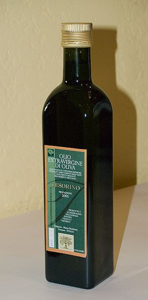 Cooking oil - Olive oil