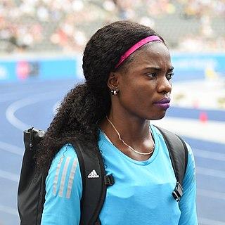 Oluwatobiloba Amusan Nigerian sprinter