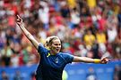 Olympic Games 2016 match between the women's teams of the United States - Sweden. 20.jpg