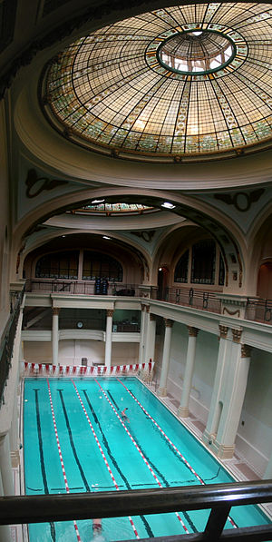 Olympic Club - Olympic natatorium