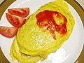 Omurice by breathingspace.jpg