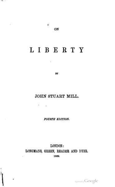 File:On Liberty (4th Edition).djvu
