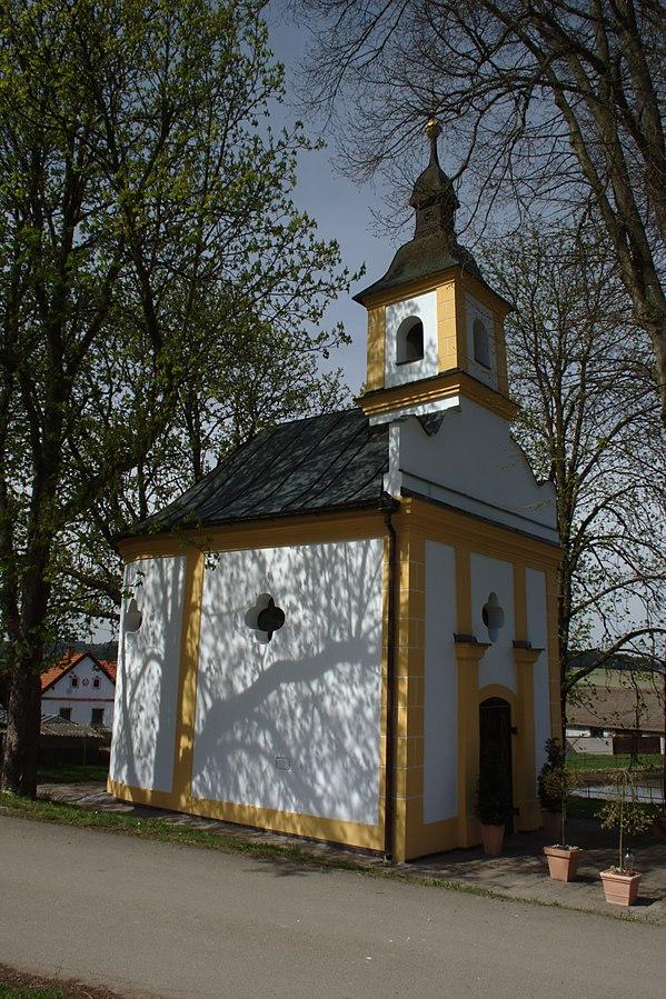 Ondřejov (Pelhřimov District)