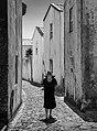 One's of Vila do Corvo's less than 500 residents , Corvo Island, Azores, Portugal (PPL3-Altered) julesvernex2.jpg