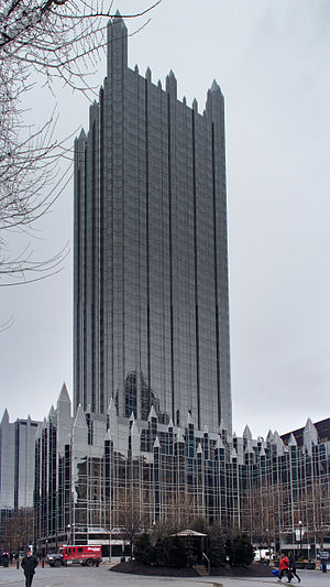 PPG Industries - PPG World Headquarters in Pittsburgh