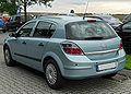 Opel Astra H Facelift rear 20100808.jpg