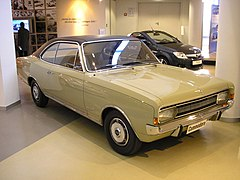 Opel Commodore A