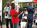 Opening of the Espace WikiAfrica in Douala 06.JPG