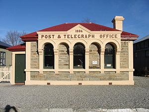 Ophir, New Zealand - Ophir Post and Telegraph Office