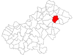 Vị trí của Orasu Nou