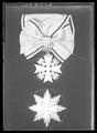 Ordenstecken för kommendör av Tyska örnens orden, Tyskland (1933-1945) - Livrustkammaren - 44306.tif