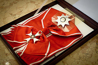 Order of Polonia Restituta - Grand Cross.