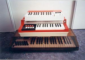 Bontempi - Bontempi chord organs