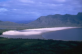 Image illustrative de l'article Lac Pedder