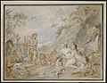 Orpheus Charming the Nymphs, Dryads, and Animals MET DT3299.jpg