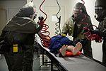 Osan medical teams test triage, decon skills 160308-F-QH302-065.jpg