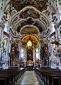 Osterhofen Basilika St. Margareta Innen 03.JPG