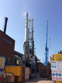 Otaniemi drilling rig in the summer of 2016.png