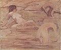 Otto Mueller - Badende in Braun - ca1911.jpeg