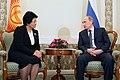 Otunbayeva with Putin.jpg