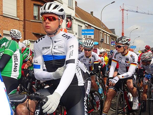 Oudenaarde - Ronde van Vlaanderen Beloften, 11 april 2015 (C21).JPG