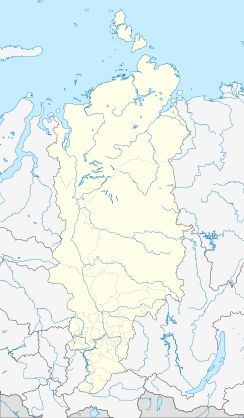 Norilsk is located in Krasnoyarsk Krai