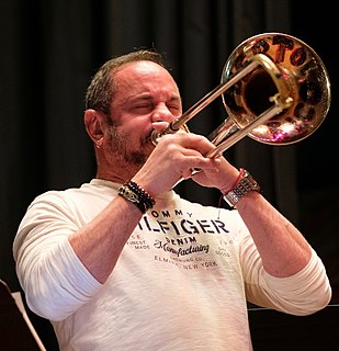 Ozzie Melendez American trombonist
